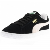 Puma Suede Classic Plus Trainers Black