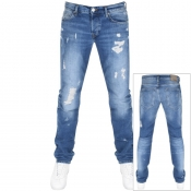 True Religion Rocco Jeans Blue img