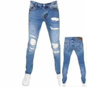True Religion Rocco Jeans Blue