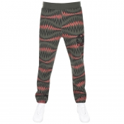 Billionaire Boys Club Logo Jogging Bottoms Green