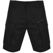G Star Raw Rovic Loose Shorts Black
