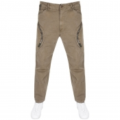 G Star Raw Rovic Airforce Trousers Beige img