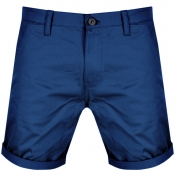 G Star Raw Bronson Straight Shorts Blue