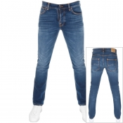 Product Image for Nudie Jeans Grim Tim Jeans Blue