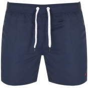 Jack Wills Blakeshall Swim Shorts Navy img