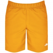 The North Face Class V  Rapids Swim Shorts Orange