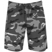 Nike Standard Club Shorts Grey