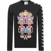 Product Image for adidas OriginalsXTanaami Long Sleeved TShirt Black