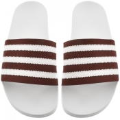 Product Image for Adidas Originals Adilette Sliders White