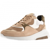 Android Homme Malibu Runner Trainers Beige