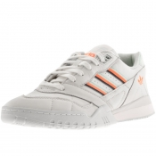 Product Image for adidas Originals A.R Trainers In White