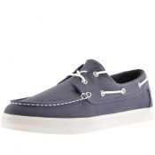Product Image for Timberland Union Wharf Boat Shoes Blue