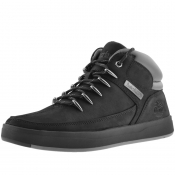 Product Image for Timberland Davis Square Mid Hiker Boots Black