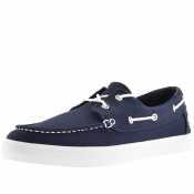 Product Image for Timberland Union Wharf Boat Shoes Navy