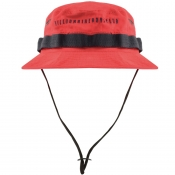 Billionaire Boys Club Boonie Hat Red