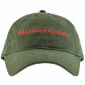 Billionaire Boys Club Logo Cap Green
