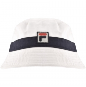 Product Image for Fila Vintage Basil Bucket Hat White