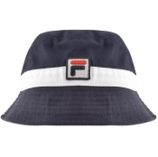 Product Image for Fila Vintage Basil Bucket Hat Navy