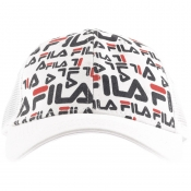 Product Image for Fila Vintage Dash Baseball Cap White