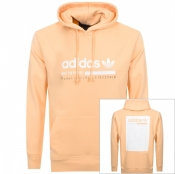 adidas Originals Graphic Kaval Hoodie Orange