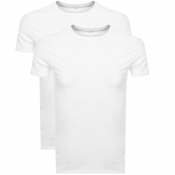 Product Image for Levis Original Two Pack Crew Neck T Shirt White