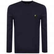 Product Image for Lyle And Scott Crew Neck T Shirt Navy