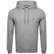 Product Image for Lyle And Scott Pullover Hoodie Grey