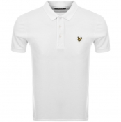 Lyle And Scott Polo T Shirt White