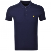 Product Image for Lyle And Scott Polo T Shirt Navy