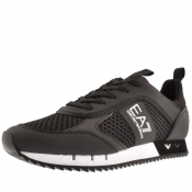 Product Image for EA7 Emporio Armani LogoTrainers Black
