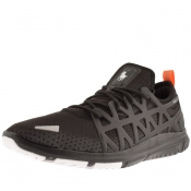 Ralph Lauren Train 200 Trainers Black
