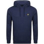 Product Image for Lyle And Scott Pullover Hoodie Navy
