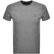 Product Image for Lyle And Scott Crew Neck T Shirt Grey