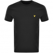 Product Image for Lyle And Scott Crew Neck T Shirt Black