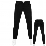 Product Image for Armani Exchange J16 Regular Fit Jeans Black