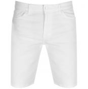 BOSS Casual Maine Shorts White