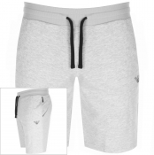 Emporio Armani Iconic Terry Shorts Grey img