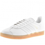 Product Image for adidas Originals Gazelle Trainers White