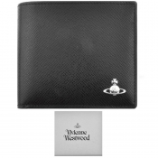 Product Image for Vivienne Westwood Kent Billfold Wallet Black