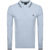 Product Image for PS By Paul Smith Regular Polo T Shirt Blue