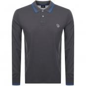 Product Image for PS By Paul Smith Regular Polo T Shirt Grey