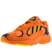Adidas Originals Yung 1 Trainers Orange