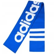 Adidas Originals Logo Scarf Blue
