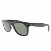 Ray Ban 2140 Wayfarer Sunglasses Black