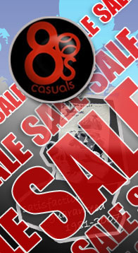 80s Casuals Sale Items